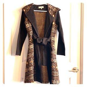 Long Autumn Coat